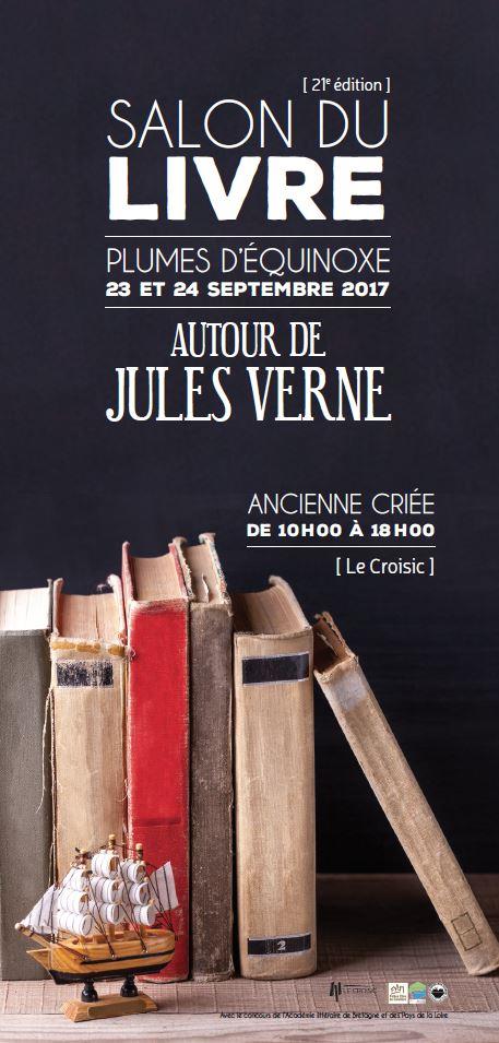 23 et 24 09 2017 salon du livre du croisic acad mie for Salon du chiot 2017 bretagne